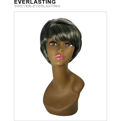 Silver Years Collection Everlasting Wig - Hair and Accessories Inc