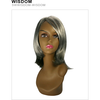 Silver Years Collection Wisdom Wig - Hair and Accessories Inc
