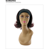 Sandra Synthetic Wig - Hair and Accessories Inc