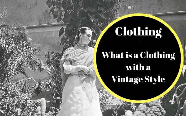 What Vintage Style Clothing?