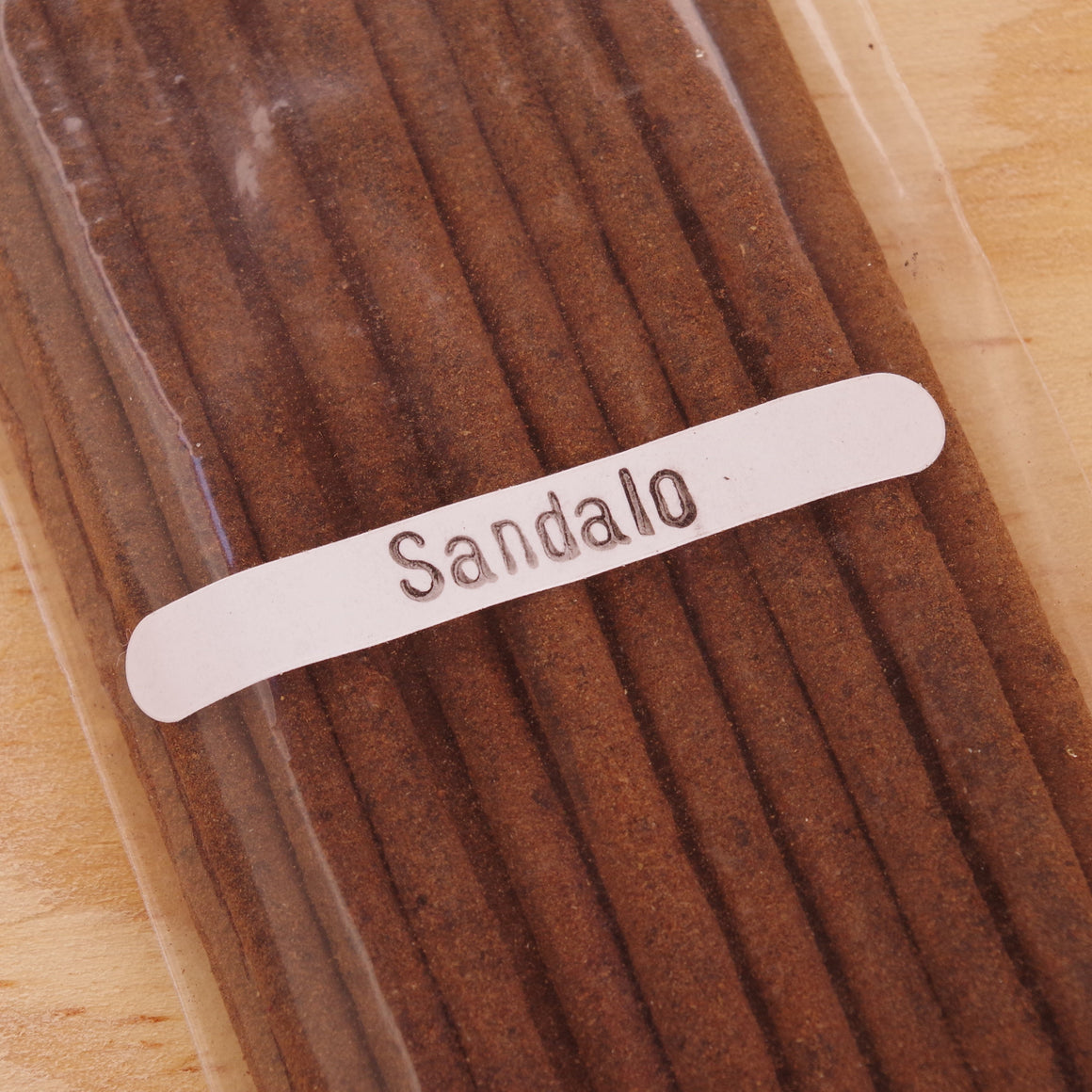 20 sticks Sandalwood Incense Handrolled in Mexico Long Duration 1.5 hours