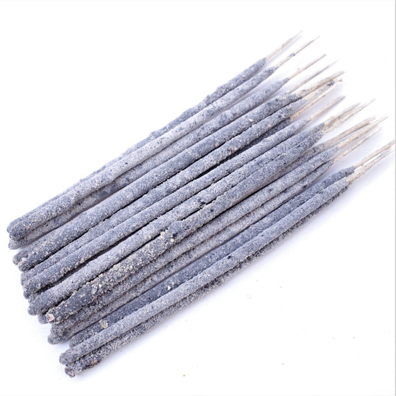 New Shorties 40 Sticks Deluxe Mayan White Copal Resin Incense Chiapas Mexico