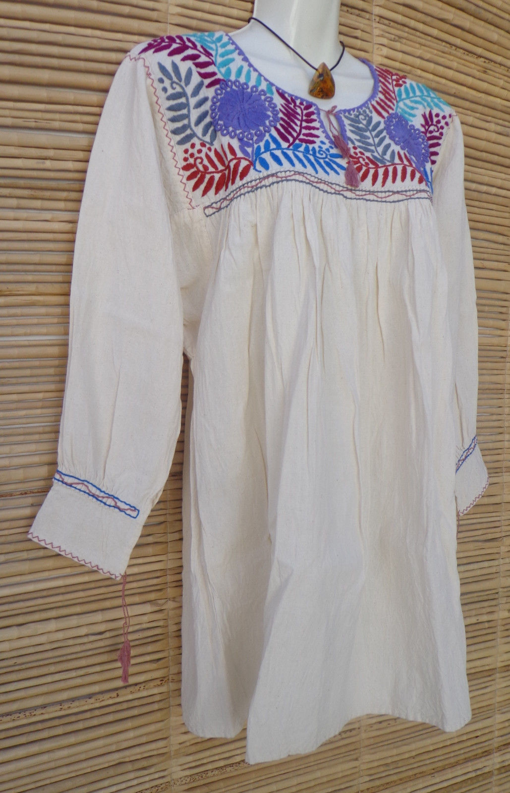 Mexican Peasant Blouse Uk Anlis
