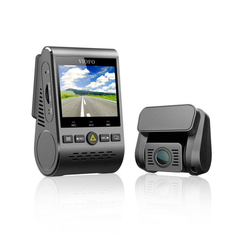 Viofo A129 DUO Dual Channel 1080p Dash Camera with Dual Band WiFi - Used/Open Box