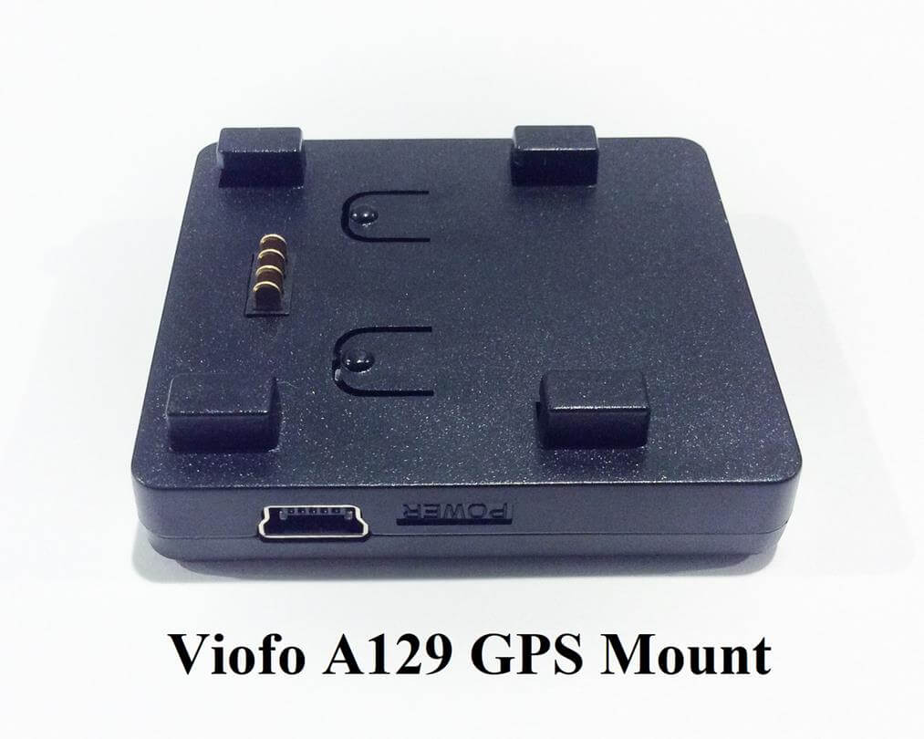 Viofo GPS Adhesive Mount for the A129 Series Dash Cameras