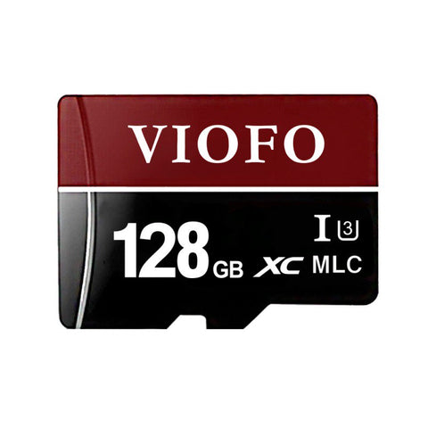 Viofo High Endurance MLC SD UHS-3 Memory Cards with Adapter