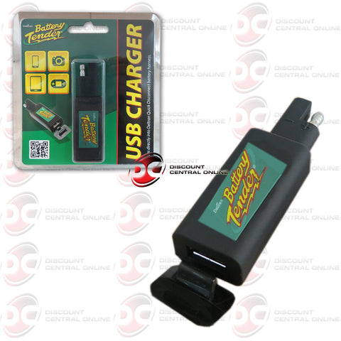 Deltran Battery Tender USB Charger (081-0158)