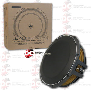 "JL Audio  JL Audio 12TW1-4 (12tw14) 300W 12"" TW1 (Thin-Line) Series Single"