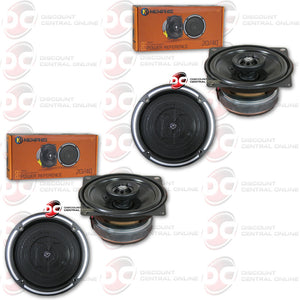 "4 x Memphis 15-PRX42 4"" Car Audio Speakers (Power Reference Series)"