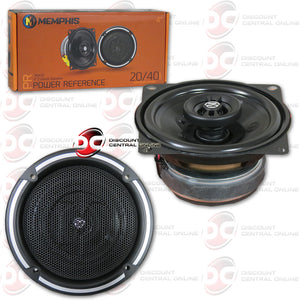 "Memphis 15-PRX42 4"" Car Audio Speakers (Power Reference Series)"