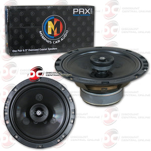 "Memphis 15-PRX620 6-3/4"" Car Audio (Power Reference Series)"