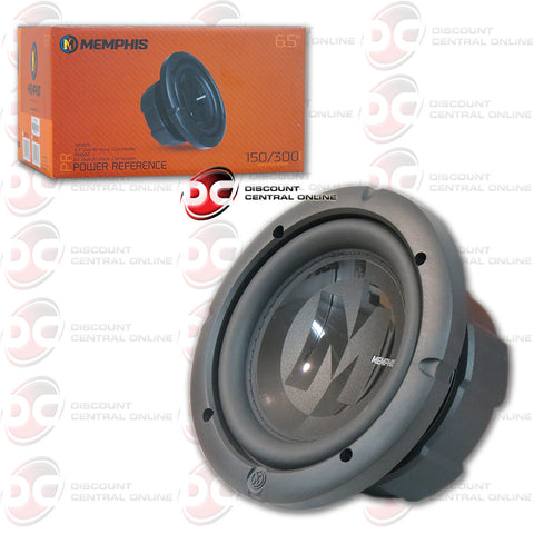 "MEMPHIS 15-PRX6D2 6.5"" 2-OHM CAR AUDIO SUBWOOFER (POWER REFERENCE SERIES)"