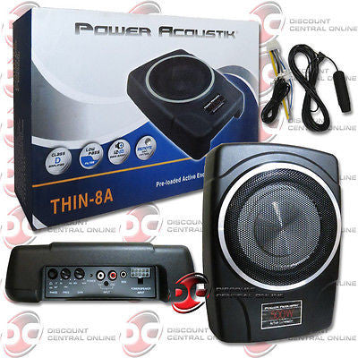 POWER ACOUSTIC 8