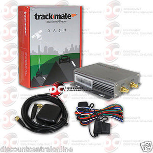 TRACKMATE DASH REAL TIME GPS NAVIGATION TRACKER SYSTEM WITH ADVANCED FEATURES
