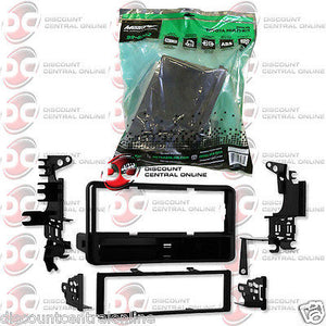 METRA 99-8202 SINGLE DIN INSTALLATION KIT FOR SELECT 2000-2006 TOYOTA VEHICLES
