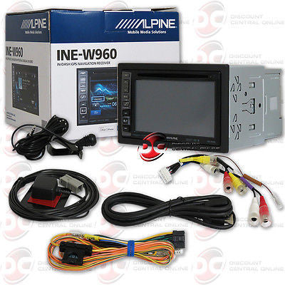 Alpine INE-W960 Media Receiver