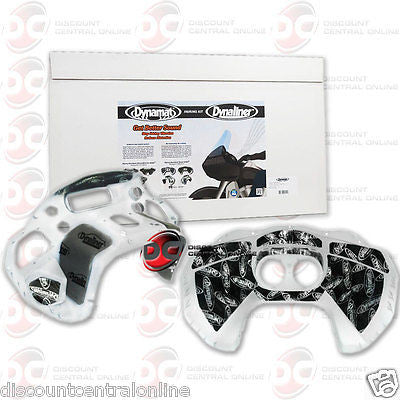 DYNAMAT XHD-RG-F ROAD GLIDE FAIRING KIT FOR 1998-2013 HARLEY DAVIDSON