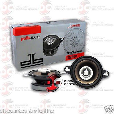 Polk Audio DB351 3.5