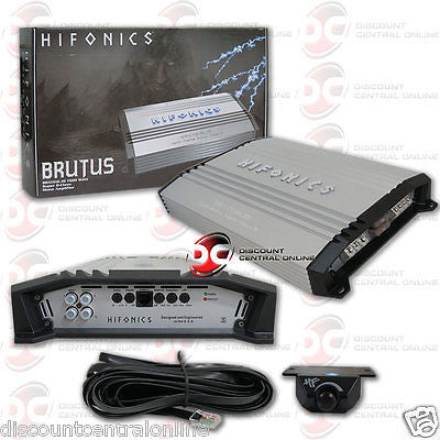 2015 BRAND NEW HIFONICS BRX1516.1D 1-CHANNEL CAR AUDIO AMP AMPLIFIER 1500W RMS