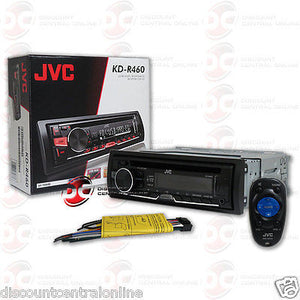 2015 NEW JVC 1DIN IN-DASH CAR STEREO MP3 CD RECEIVER WITH AUX USB INPUT + REMOTE