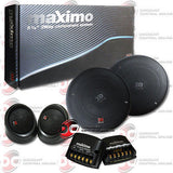 "MOREL Maximo 5 5.25"" 5.25 INCH 2-WAY CAR AUDIO COMPONENT SPEAKER SYSTEM (PAIR)"