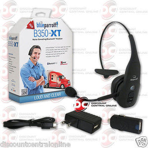 VXI BLUEPARROTT B350-XT NOISE CANCELLING BLUETOOTH HEADSET
