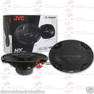 "JVC CS-HX6949 6x9"" 4-WAY CAR COAXIAL SPEAKERS"