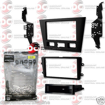 Metra Double/ Single-Din Installation Package for Select 1996-2003 ACURA RL without factory Navigation