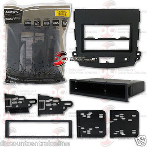 METRA 99-7013TB 1-DIN INSTALLATION KIT FOR SELECT 2007-2010 MITSUBISHI OUTLADER