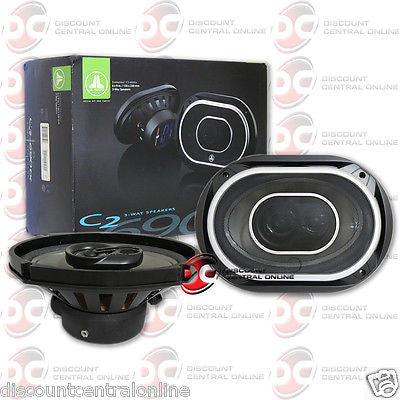 "JL AUDIO C2-690TX 6"" x 9"" CAR AUDIO 3-WAY COAXIAL SPEAKERS (PAIR)"