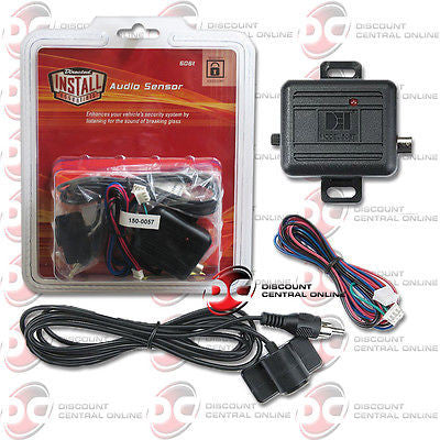 INSTALL ESSENTIALS 506T CAR GLASS BREAK SENSOR