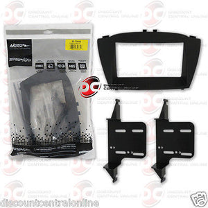 NEW 2014-UP TUCSON DOUBLE DIN 2DIN INSTALLATION DASH KIT 14-UP