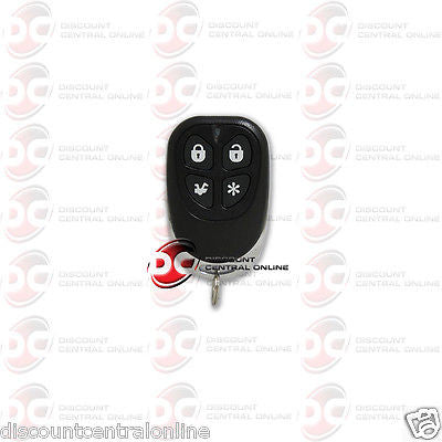 SCYTEK T4-SS 4-BUTTON REPLACEMENT LCD REMOTE TRANSMITTER FOR G20 G40RS AND G55RS