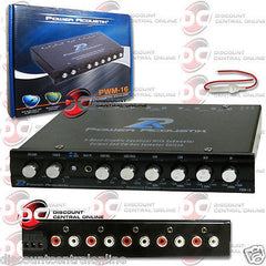 Car Amplifier Accessories