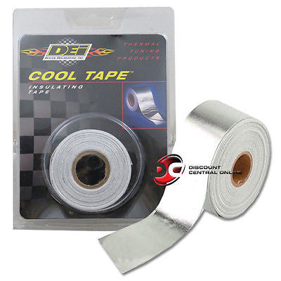 "DEI 010416 1 3/8"" SELF ADHESIVE COOL THERMAL INSULATING HEAT BARRIER TAPE 30 FT"