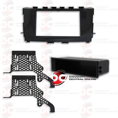 CAR SINGLE DIN INSTALLATION DASH KIT FOR SELECT 2013 NISSAN ALTIMA