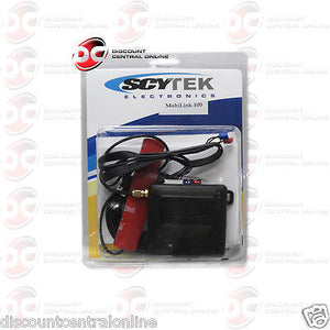 SCYTEK MobiLink 100 UPGRADES SCYTEK REMOTE START & ALARM SYSTEM USING SMARTPHONE