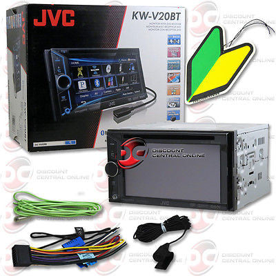 JVC KW-V20BT CAR 6.1