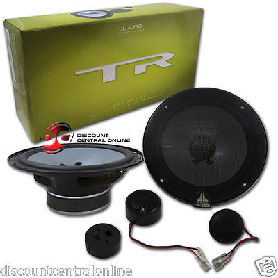 "BRAND NEW JL AUDIO 6.5-INCH 6-1/2"" CAR AUDIO 2-WAY COMPONENT SYSTEM SPEAKER PAIR"