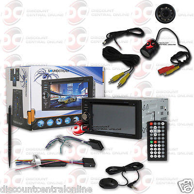 SOUNDSTREAM VR-64H2B CAR 2-DIN 6.2