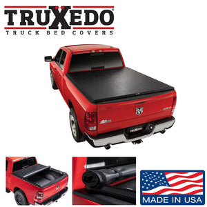 "TRUXEDO TRUXPORT TONNEAU COVER ROLL UP 2009-2018 DODGE RAM 1500 5'7"" BED WITHOUT RAMBOX"