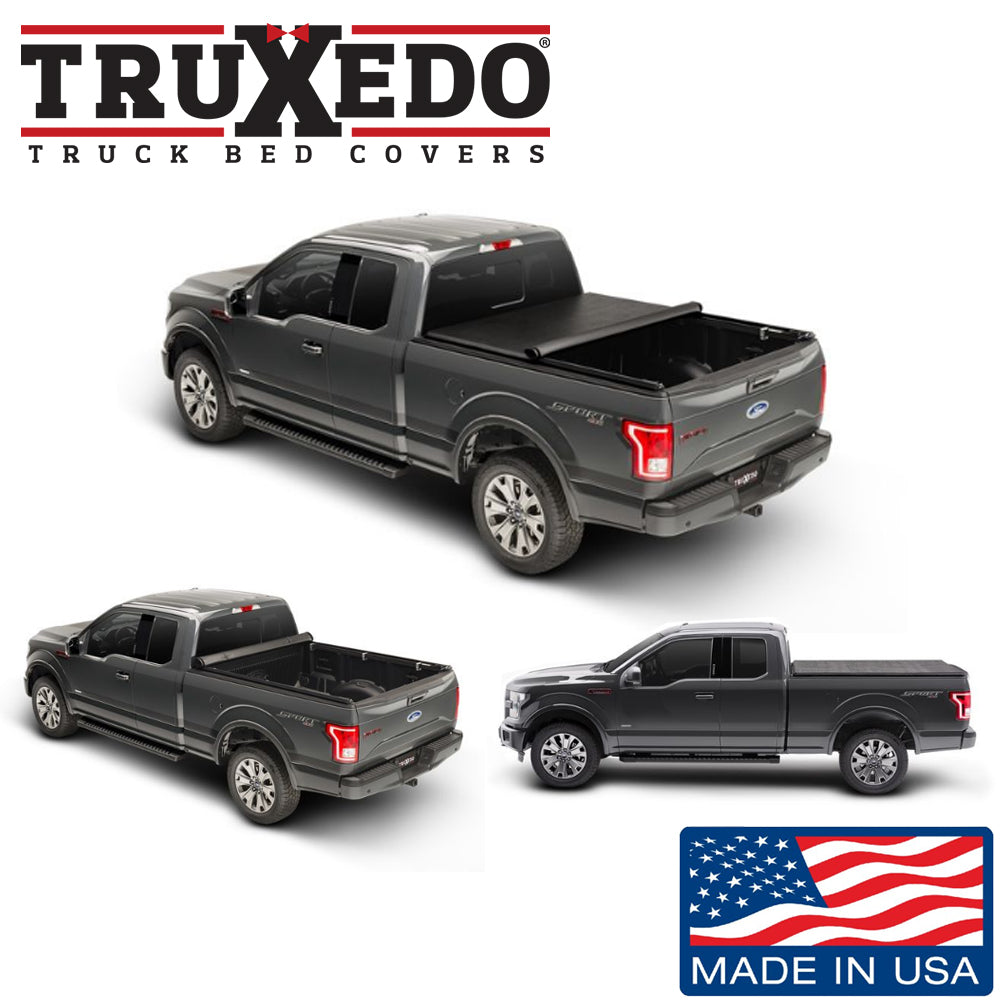 Truxedo Truxport Tonneau Cover Roll Up 2015 2020 Ford F 150 5 7 Bed Discountcentralonline
