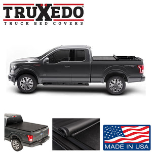 "TRUXEDO TRUXPORT TONNEAU COVER ROLL UP 2015-2020 FORD F-150 6'6"" BED"