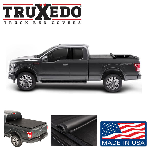 TRUXEDO TRUXPORT TONNEAU COVER ROLL UP 2015-2020 FORD F-150 6'6