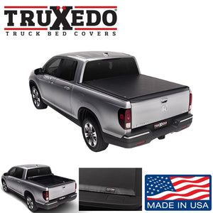 TRUXEDO LO PRO ROLL UP BED COVER 2005-2016 HONDA RIDGELINE