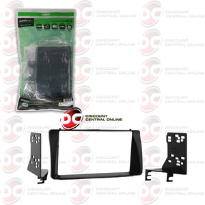 METRA 95-8204 CAR DOUBLE DIN DASH KIT FOR SELECT 2003-2008 TOYOTA COROLLA