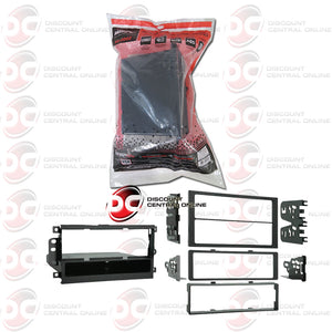 Metra 99-2003 Car Single Din Multi Dash Kit For Select 1995-2006 GM Vehicles