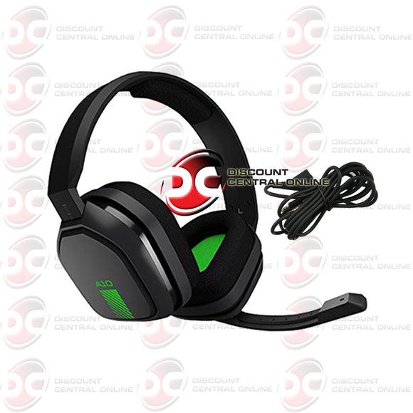 Logitech Astro Gaming A10 Wired Stereo Gaming Refurbished Headset For Xbox One