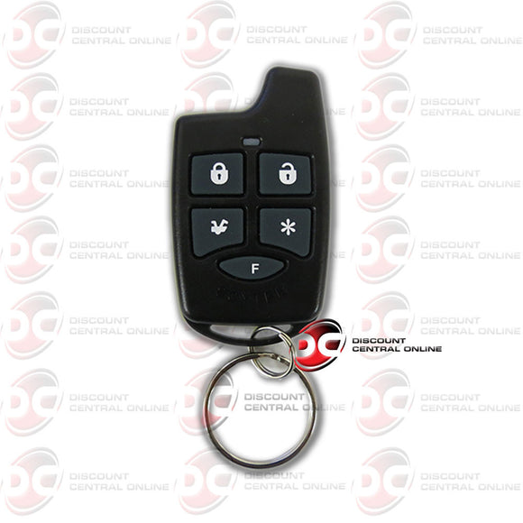 SCYTEK REPLACEMENT 4-BUTTON REMOTE TRANSMITTER FOR A20 CAR ALARM