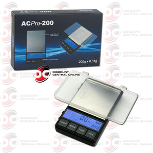 American Weight Scales AC Pro 200 Digital Pocket Scale